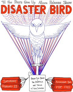 disaster bird