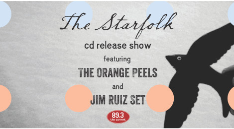 Minneapolis CD Release Show 8/24/13!