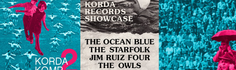 Korda Records Showcase 11/30/13
