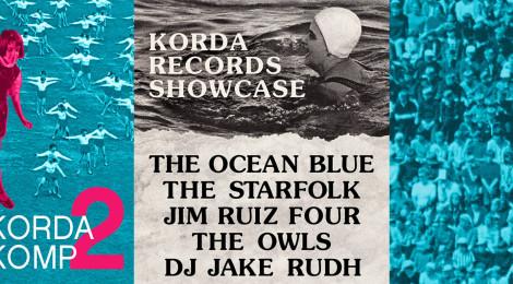 Korda Records Showcase 11/30/13
