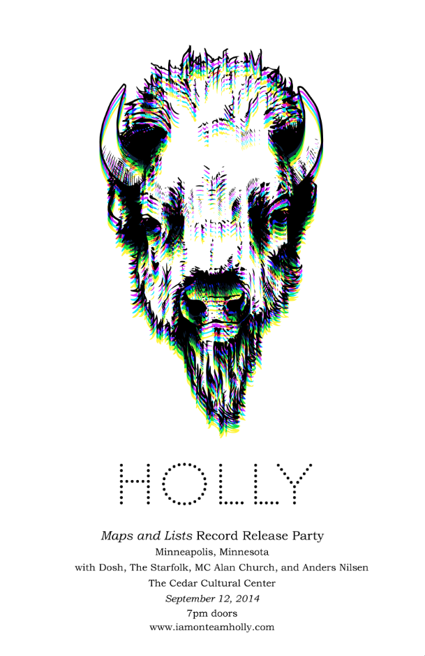 HOLLY POSTER 2