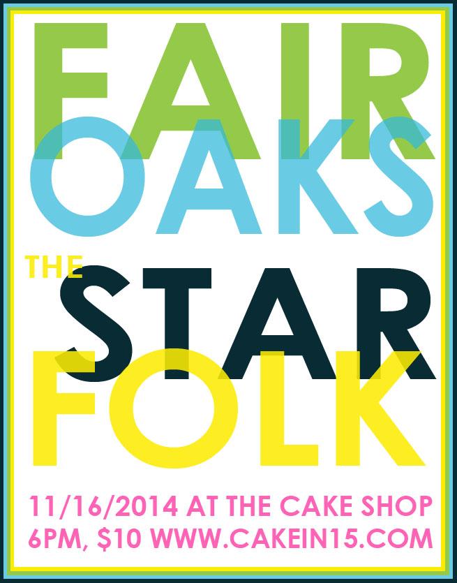 Cake Shop November 16