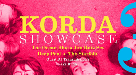 Join us @ Korda 3 Showcase  3.18.16  7th St Entry!